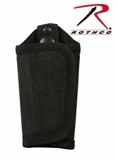 Police Security Silent Key Case Holster Black Tactical Belt Holder Rothco 20582