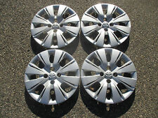 genuine 2007 to 2014 Toyota Yaris hubcaps wheel covers set