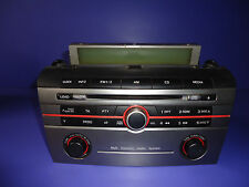 Radio CD MAZDA 3 FL 6CD BOSE Autoradio Mazda 3 Facelift mit Display MEDIA