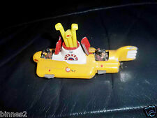 THE BEATLES CORGI YELLOW SUBMARINE ORIGINAL 803 MADE IN GB 1969 DIE CAST MODEL
