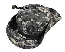 Tactical Outdoor US Marine Military BDU Combat Boonie Cover Hat Digital Urban A