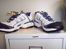 NAUTILUS WOMENS STEEL-TOE TENNIS SHOES SIZE 12W