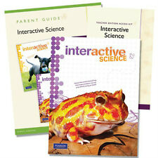 5th Grade Pearson Interactive Science Homeschool 5 Homeschooling Curriculum