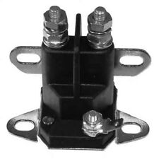AMF / DYNAMARK RIDING LAWN MOWER 3 POLE 12 VOLT SOLENOID REPLACES OEM 53716