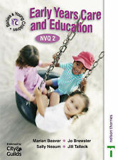 Babies and Young Children: Early Years Care and Education NVQ-2 By Marian Beave