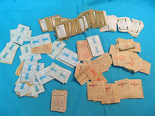 LARGE LOT OF CIGARETTE COUPONS RALEIGH B&W LMC CHESTERFIELD