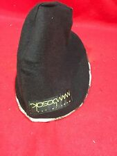 NOS VINTAGE MAMBOSOK HAT PLAID/BLACK MADE IN USA SKATEBOARD SK8 RETRO RARE