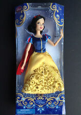 "DISNEY Store CLASSIC 12"" Doll 2015 PRINCESS SNOW WHITE NEW"