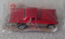McDonald's 1991 Hot Wheels 1957 FORD T-BIRD Thunderbird Red Car Diecast Bag