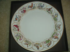 boehm porcelain collector plate to commemorate 200th anniversary of constitution