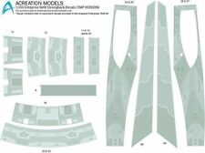 Acreation Models 128 1/350 Star Trek Enterprise Refit (TMP) Strongback Decals