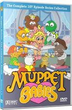 Muppet Babies Complete Animated Cartoon TV Series DVD Set