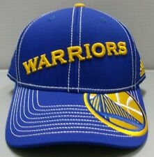 Golden State Warriors adidas NBA Snapback Structured Hat - Free Ship