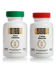Cleanse Purify : Para Cleanse and Colon Booster : Pure Body Institute