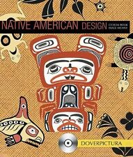 Native American Design by Dover Publications Staff (2007, Paperback)