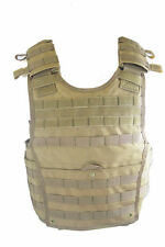 Condor Exo Plate Carrier Tan S/M Small / Medium XPC-003 MOLLE PALS