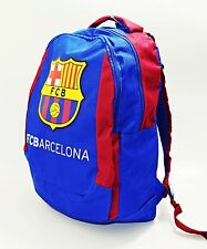 FC BARCELONA BACKPACK TRAVEL SCHOOL OFFICIAL BAG CLUB TEAM SOCCER FCB NEW