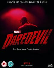 Marvel's Daredevil Season 1 Series Blu Ray UK Stock Region Free