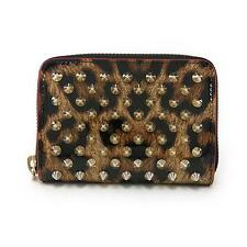 Authentic Christian Louboutin coin case 1165074  #260-001-807-9050