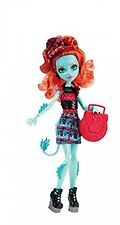 Monster High Monster Exchange Program Lorna McNessie Doll, New, Free Shipping