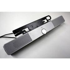 HP SILVER FLAT PANEL SPEAKER BAR MODEL EE418AA