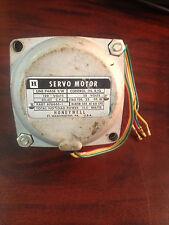 Honeywell Servo Motor 676665-1