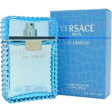 MEN VERSACE MAN EAU FRAICHE * Cologne for Men * 3.3 / 3.4 oz * NEW IN BOX