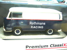 VW Volkswagen Bus t2 a t2a Service Rothmans Racing Team rally lim premclx 1:43