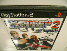 American Chopper 2: Full Throttle (Sony PlayStation 2) COMPLETE for PS2 System