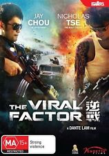 The Viral Factor (DVD, 2012) Andrew Dasz, Andy On, Bing Bai, Brad Dirk Martin, C