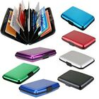 Durable Business ID Credit Card Wallet Holder Aluminum Metal Pocket Case Sales