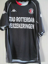 Feyenoord Away 2001-2002 Football Shirt XL Adults /39012