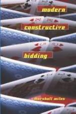 Modern Constructive Bidding by Marshall Miles (2005, Paperback)