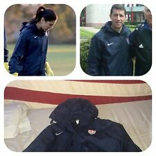 Nike USA Soccer National Team Player Issuer Storm Fit Jacket XL/ Medium