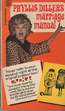 Phyllis Diller's Marriage Manual, Drawings by Susan Perl, 1967