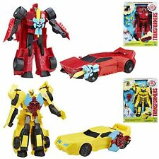 Transformers Robots in Disguise Power Heroes Wave 1 Surge Sideswipe BUMBLEBEE
