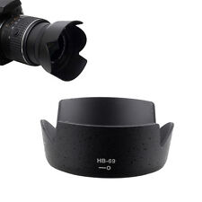 HB-69 Lens Hood For Nikon AF-S DX 18-55mm F/3.5-5.6G VR II D3300 D5300 D3200 New