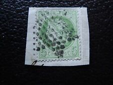 FRANCE - timbre yvert/tellier n° 53 obl (A24) stamp french