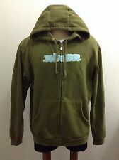 NIXON MENS HOODIE SIZE X LARGE  GREEN COLOR SXS