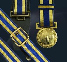 RAF CEREMONIAL BELT - Royal Air Force - BRAND NEW - BELOW AIR RANK - RARE BELT