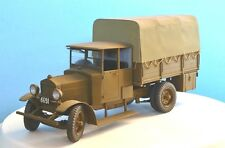 URSUS A-30 - WW II MILITARY TRUCK (POLISH ARMY 1939 MARKINGS) 1/35 SMODEL