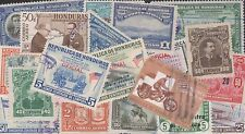 HONDURAS STAMP COLLECTION -- 360 DIFFERENT -- TOP QUALITY