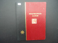 Germany 1976-96 650+ All Different (Good Used) In Two Old Stock Albums