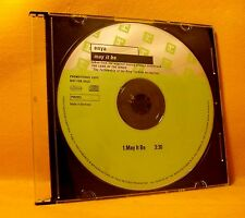 MAXI PROMO Single CD Enya May It Be 1TR 2001 Modern Classical Synth-pop Ambient