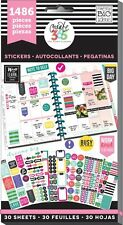 Create 365 The Happy Planner EVERYDAY PLANS VALUE PACK Stickers - 30shts/1486pcs
