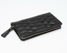 WOLF 324871 Caroline Jewelry Portfolio Black Quilted FREE US SHIPPING