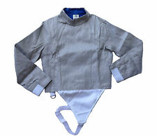 "Fencing Electric Women's Sabre Lame L/H 350 NW CE Level 1 US Size 37""-38"""