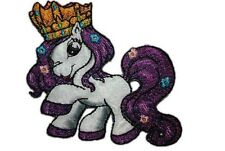 Filly - Princess Snow Queen - Aufnäher Aufbügler Patch - Neu #9114