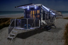 RV___AWNING___LIGHTS___LED___complete kit tent stove camping camper pole DIY