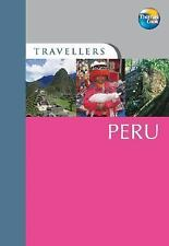 Travellers Peru (Travellers - Thomas Cook)-ExLibrary